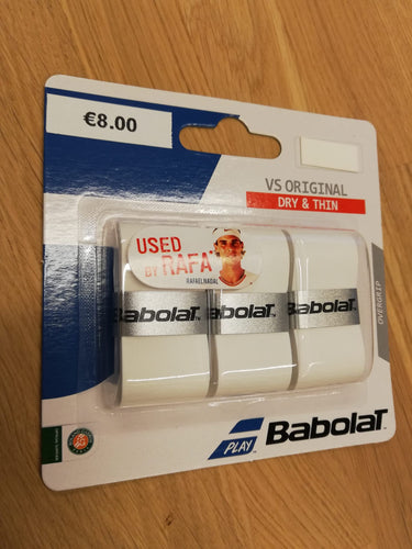 Babolat VS Grip Original - White
