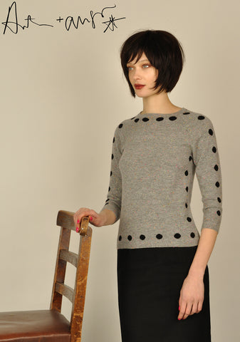 Edge Dots ( Festival ) Knit