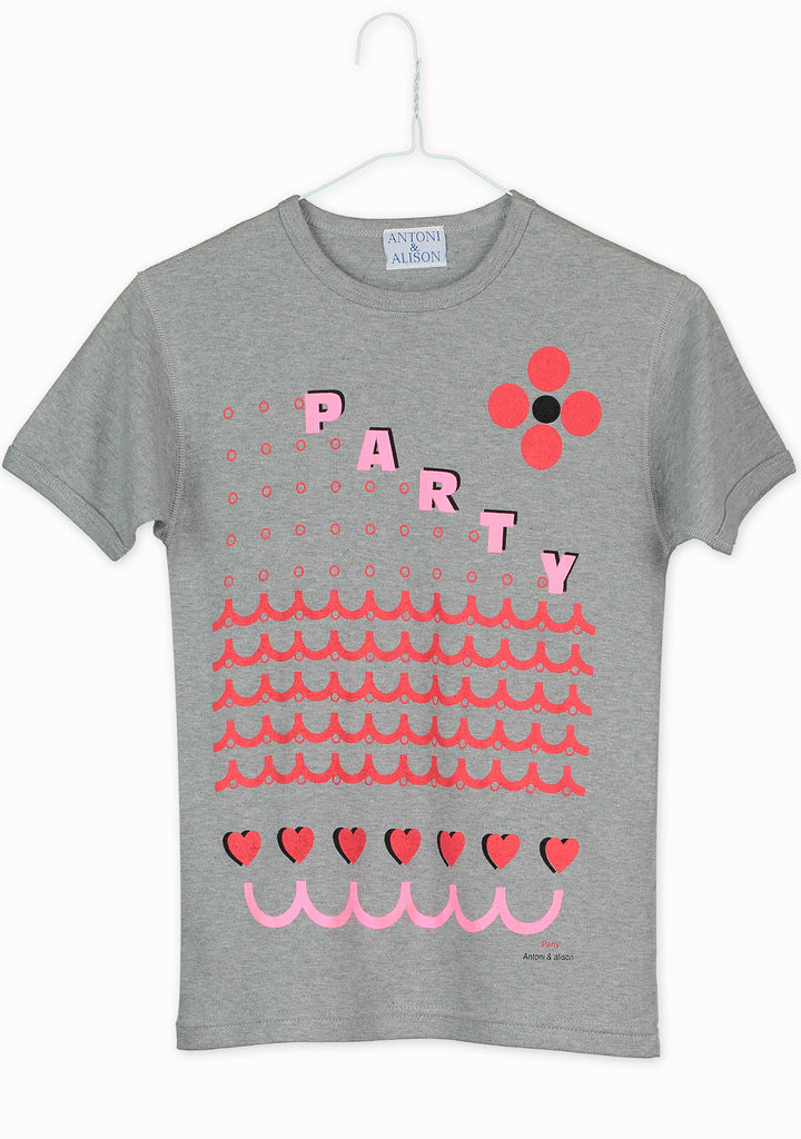Party - T.shirt (Pieces from the Past)
