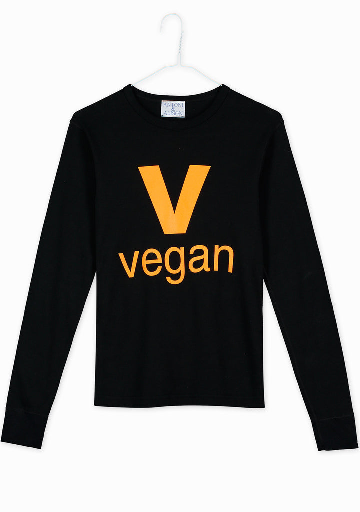 Vegan - T.shirt (Pieces from the Past)