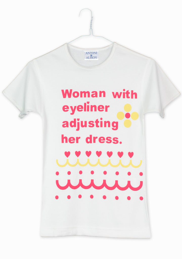 Eyeliner - T.shirt (Pieces from the Past)