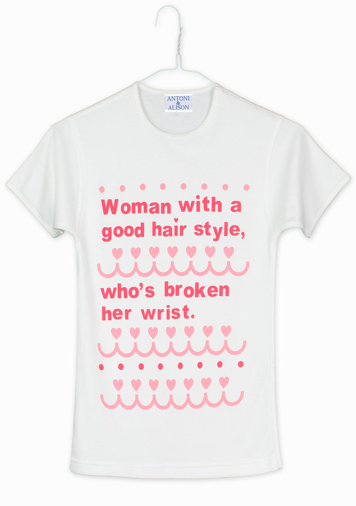 Good Hair Style - T.shirt (Pieces from the Past)