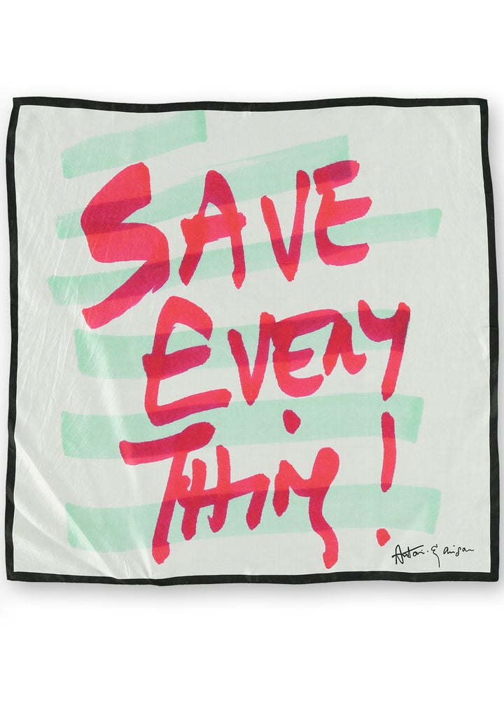 Save Everything Scarf