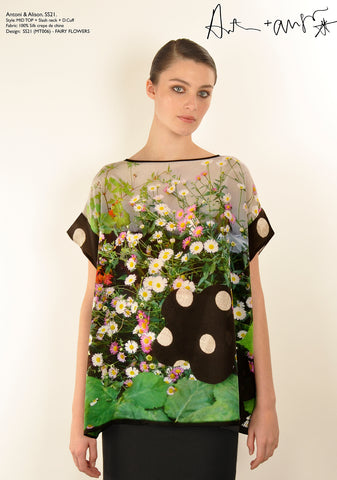 FAIRY FLOWERS Top