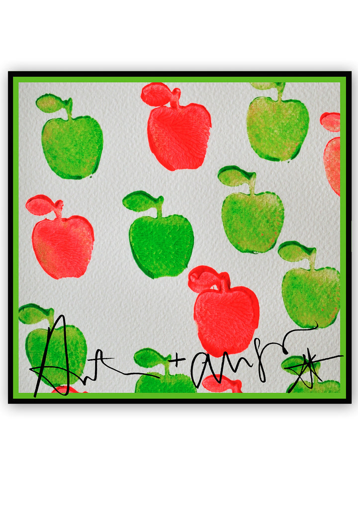 Apples Scarf