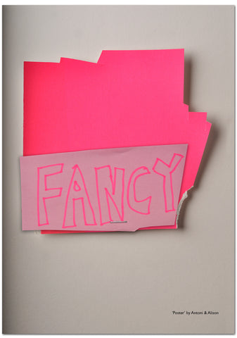 Poster 5 - Fancy (edition of 20  - signed)