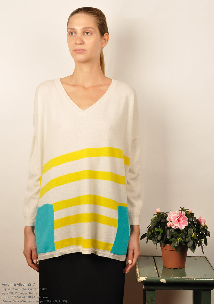 Sun & Stripe Knit