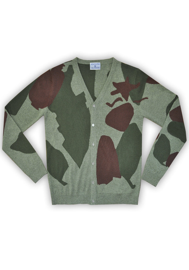 Camouflage Knit
