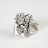 CITY SCAPE RING {silver}