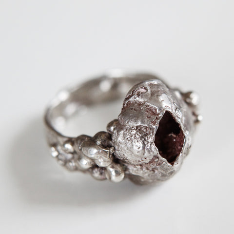 BARNACLE RING {silver}