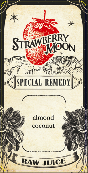 Remedy No. 33 - almond coconut