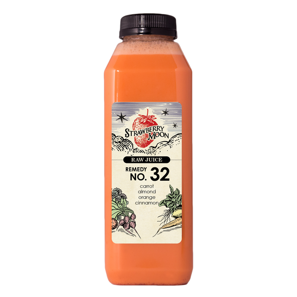 Remedy No. 32 - carrot almond orange cinnamon