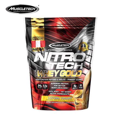 Nitro Tech -Proteína do Músculo