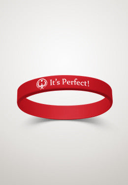 "Passages ""It's Perfect"" Bracelet (Red Color)"