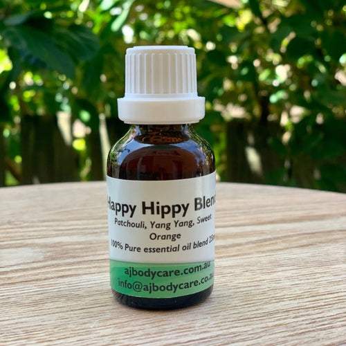 Happy Hippy Essential Oil