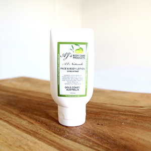 Unscented Face & Body Lotion