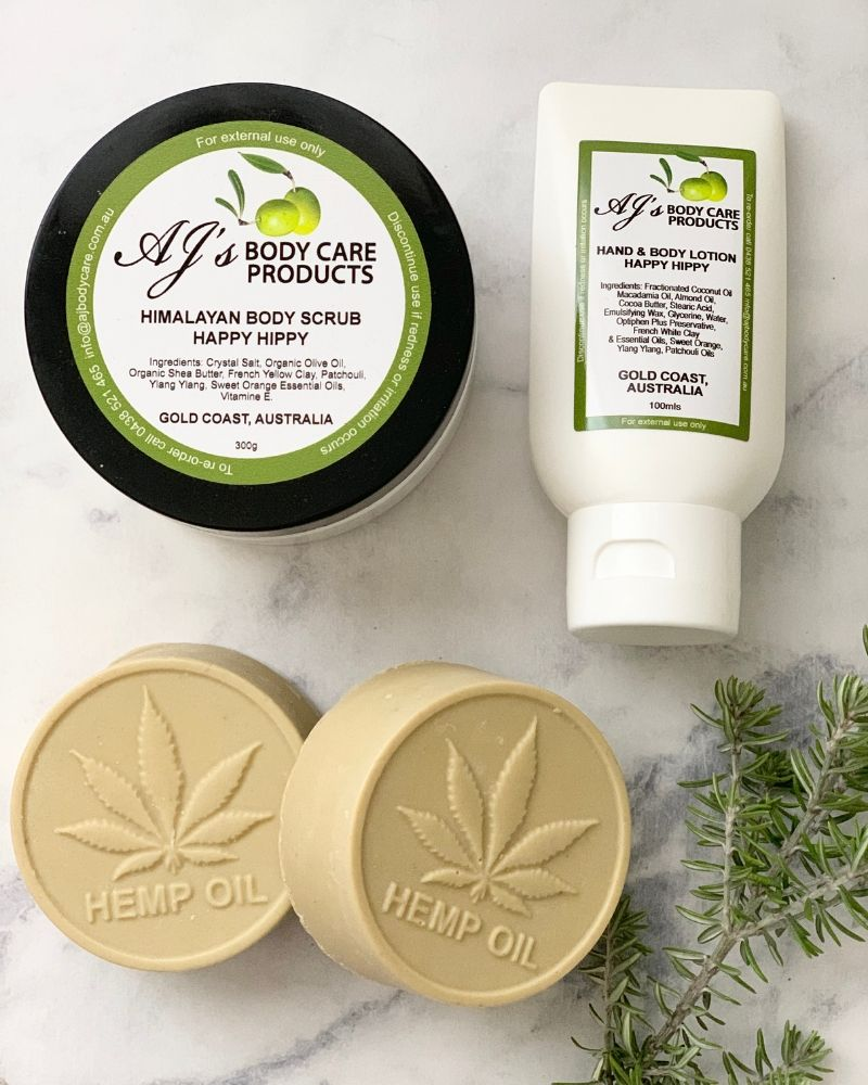 Happy Hippy Gift Pack