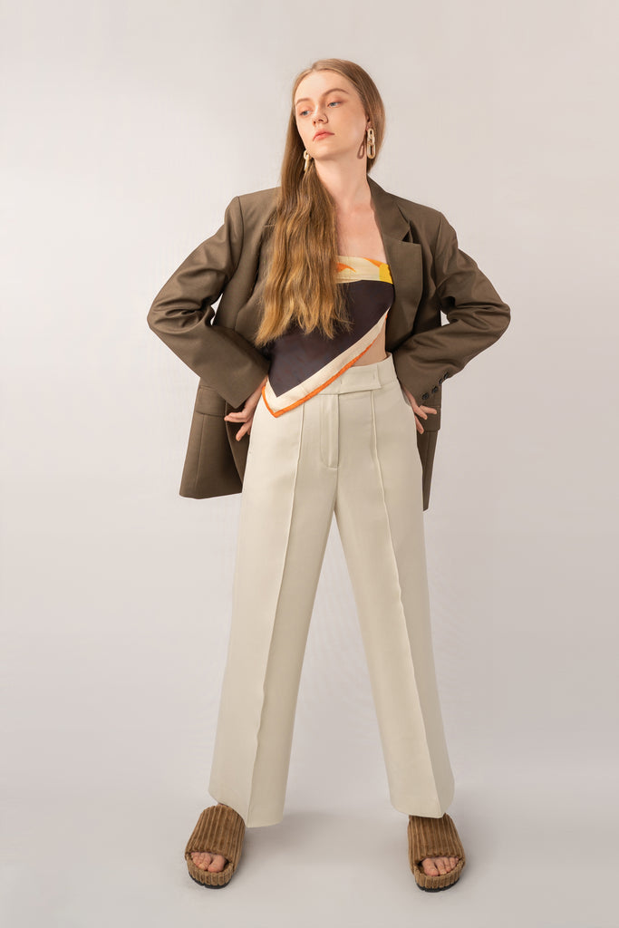 Salt-Straight Leg Pants