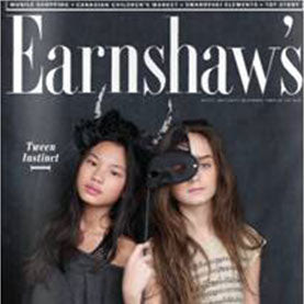 Earnshaws Tween Mag