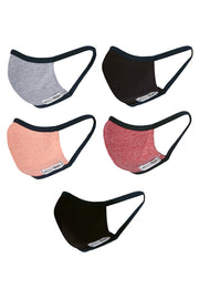 Face Mask 5-Pack for Adults