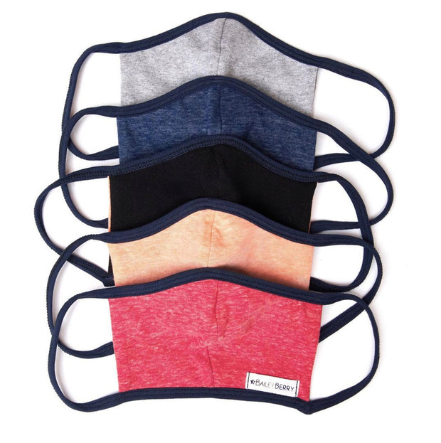 Face Mask 5-Pack for Kids