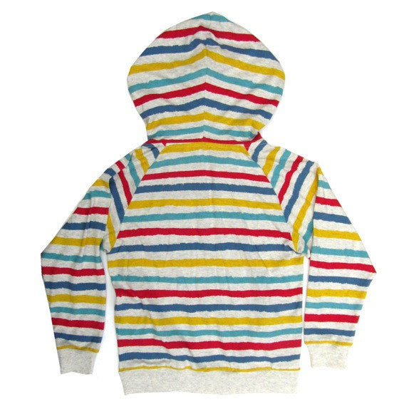 Stripes Light Hoodie