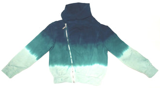 Ombre Zip Jacket