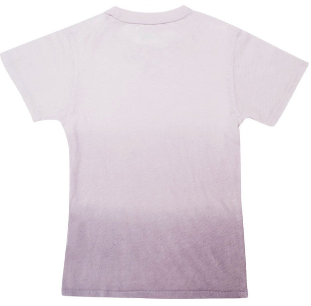 Ombre Heart Necklace Tee