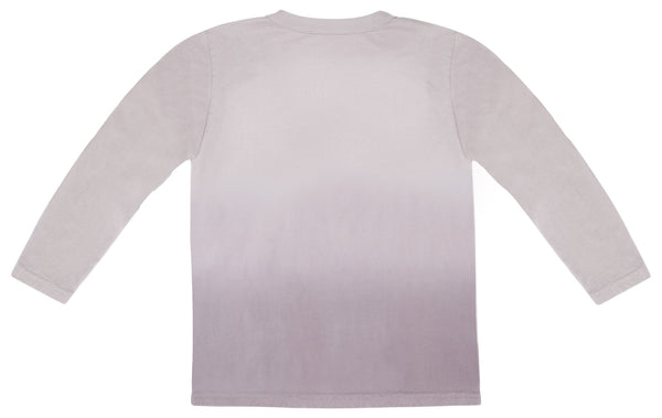 Ombre Star Long-Sleeve Tee