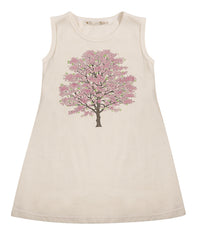 Cherry Tree Tank Dress