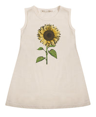 Sunflower Tank Dress