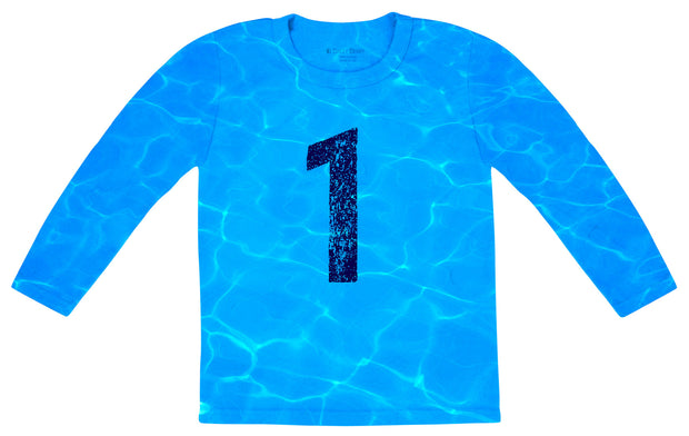 No. 1 Long-Sleeve Tee