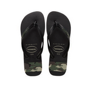Havianas Mens Top Stripes Logo Sandals