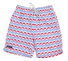 Wave Surf Swim Trunks