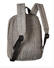 Toobydoo ZUBISU Cool Grey Large Backpack