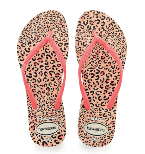 KIDS SLIM ANIMALS FLIP FLOPS