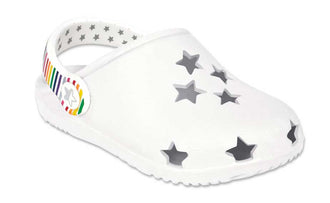 White BB STARS™ Kids' Shoes