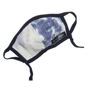 Atlantic, Galaxy & Sunshine Face Mask 3-Pack for Adults with Adjustable Straps