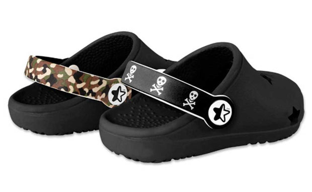 Black BB STARS™ Kids' Shoes