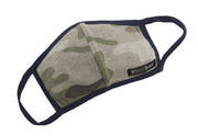 Camo Face Mask for Adults