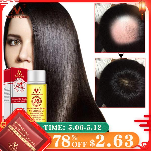 Hair Growth Natural Moroccan Essential Oil