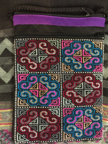 Hmong Embroidery Purse 3