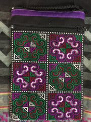 Hmong Embroidery Purse 2