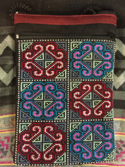Hmong Embroidery Purse 4