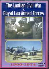 The Laotian Civil War & Royal Lao Armed Forces