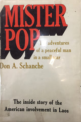 Mister Pop: The adventures of a peaceful man in a small war