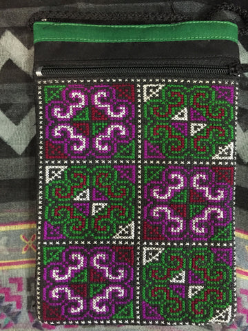 Hmong Embroidery Purse 1