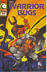 The Warrior Bugs, #5