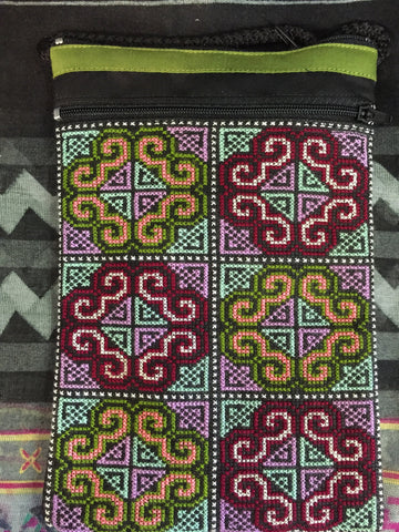 Hmong Embroidery Purse 6