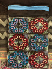 Hmong Embroidery Purse 7